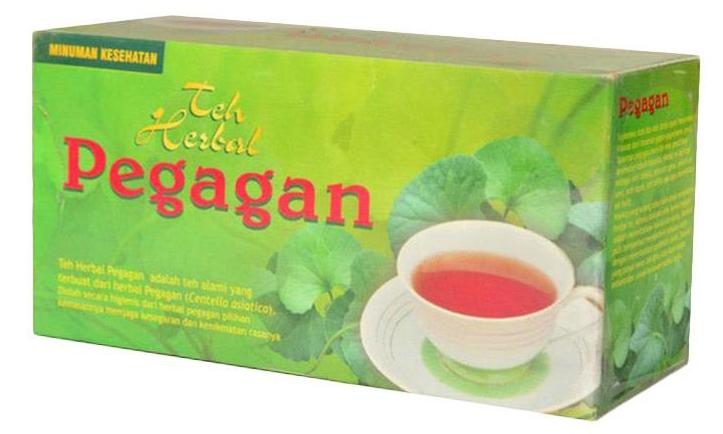 Agen teh herbal pegagan murah surabaya jakarta