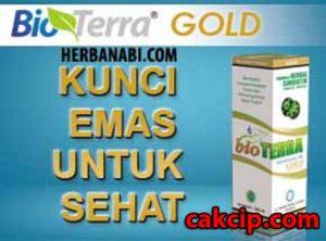 DISTRIBUTOR BIOTERRA gold MURAH