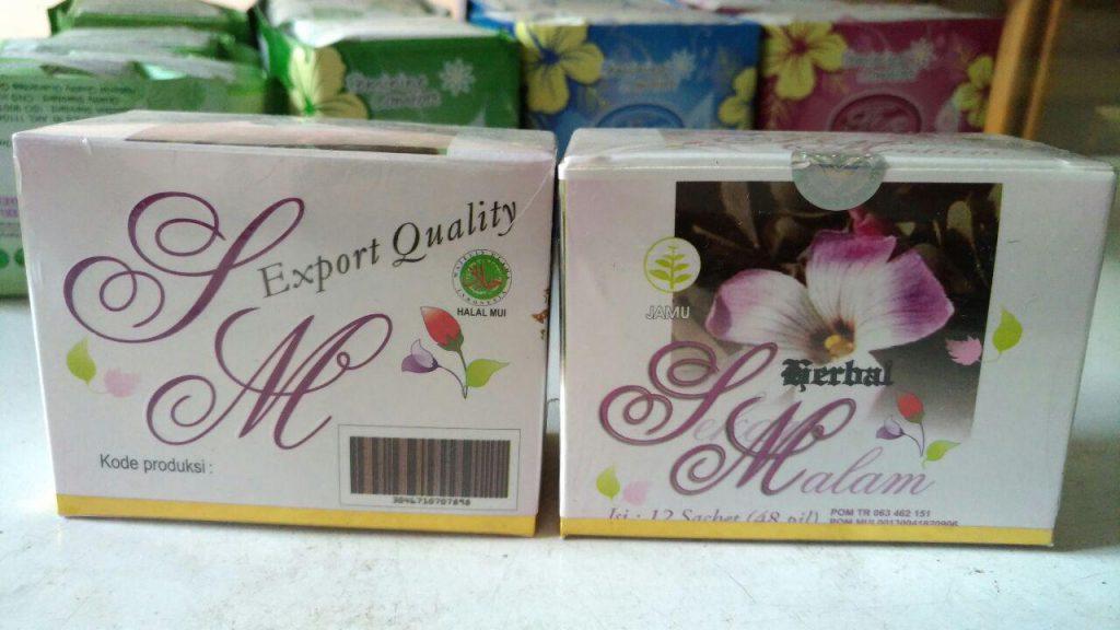 Distributor jamu obat herbal sekar malam murah surabaya