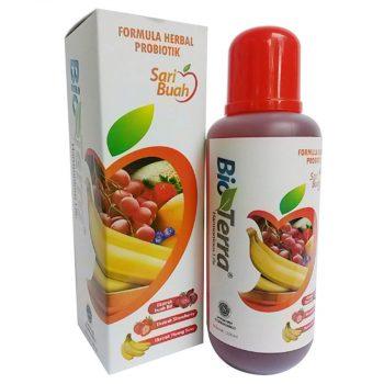 Jual bioterra sari buah murah surabaya Sidoarjo
