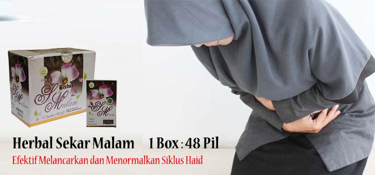 Grosir jamu obat herbal sekar malam murah surabaya untuk wanita nyeri haid