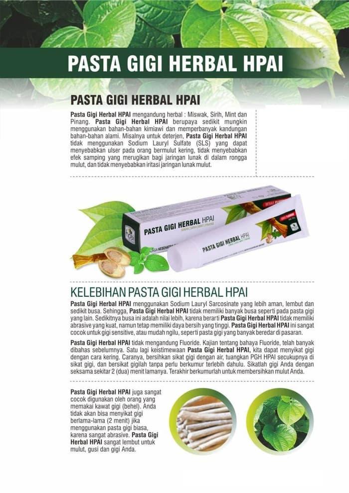 AGEN PASTA GIGI HERBAL HPAI MURAH JAKARTA Bandung
