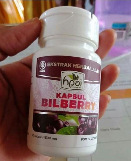 Agen Stokis kapsul bilberry original Sidoarjo Surabaya