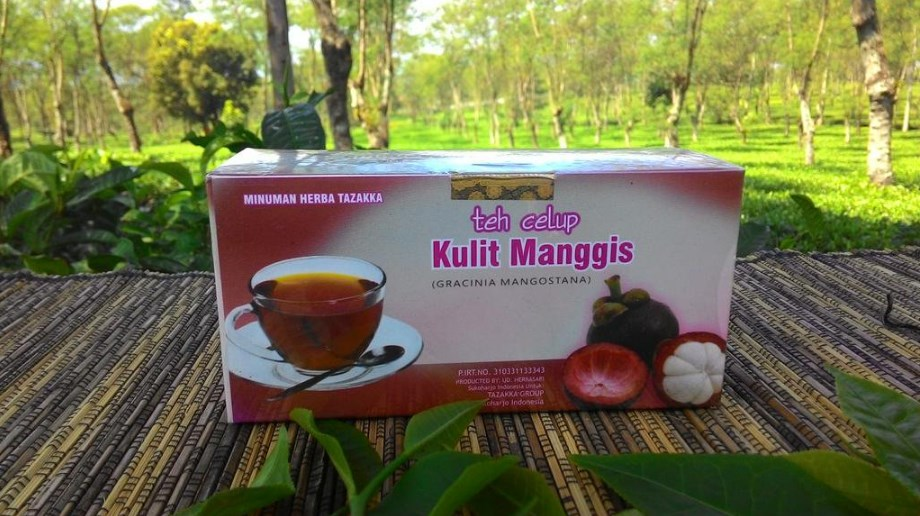 Agen TEH HERBAL KULIT MANGGIS ASLI MURAH Surabaya sidoarjo