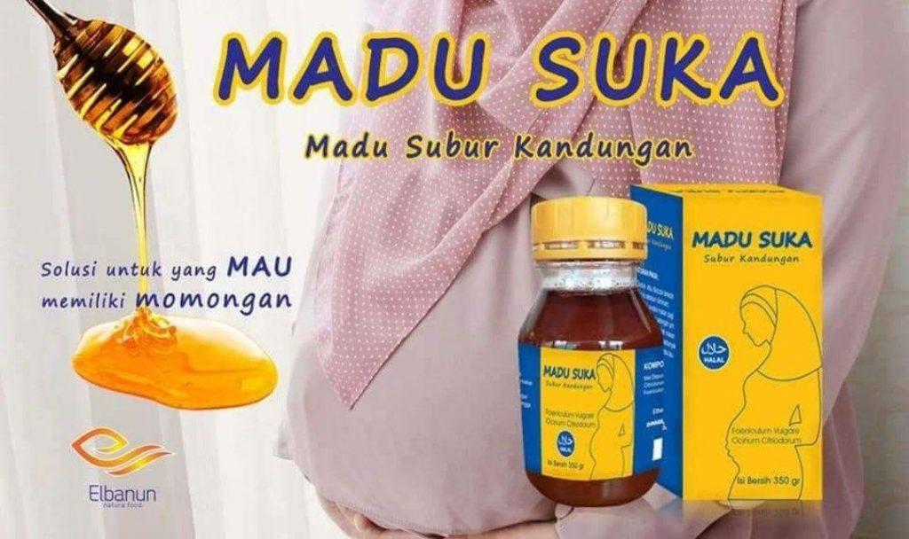 Agen pusat madu penyubur kandungan al mabruroh Asli Surabaya Sidoarjo