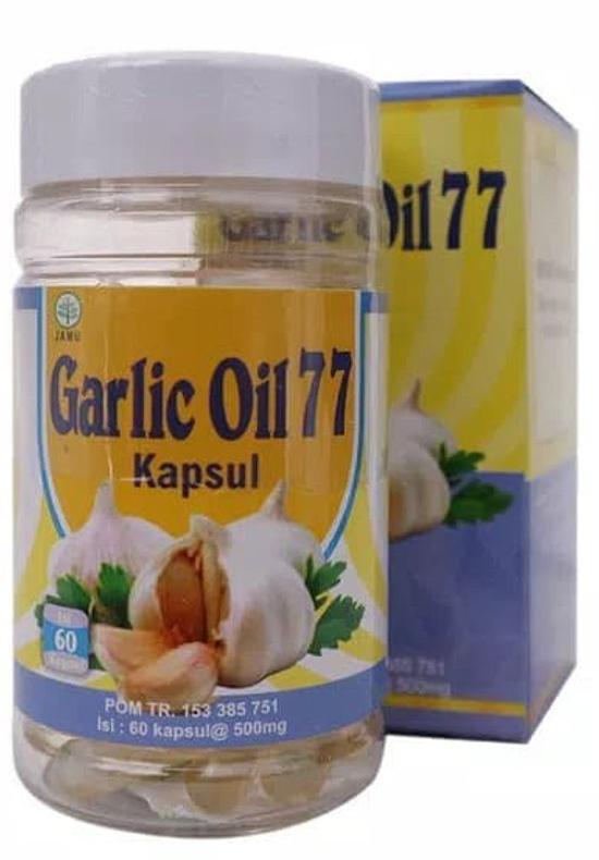 Distributor Garlic Oil Griya Annur di surabaya sidoarjo