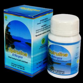 Distributor spirulina herbal insani murah surabaya sidoarjo