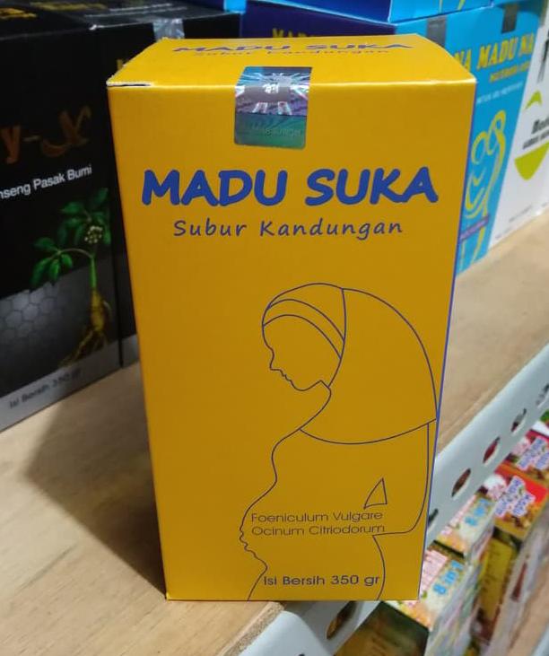 Jual madu penyubur kandungan al mabruroh murah Surabaya Sidoarjo