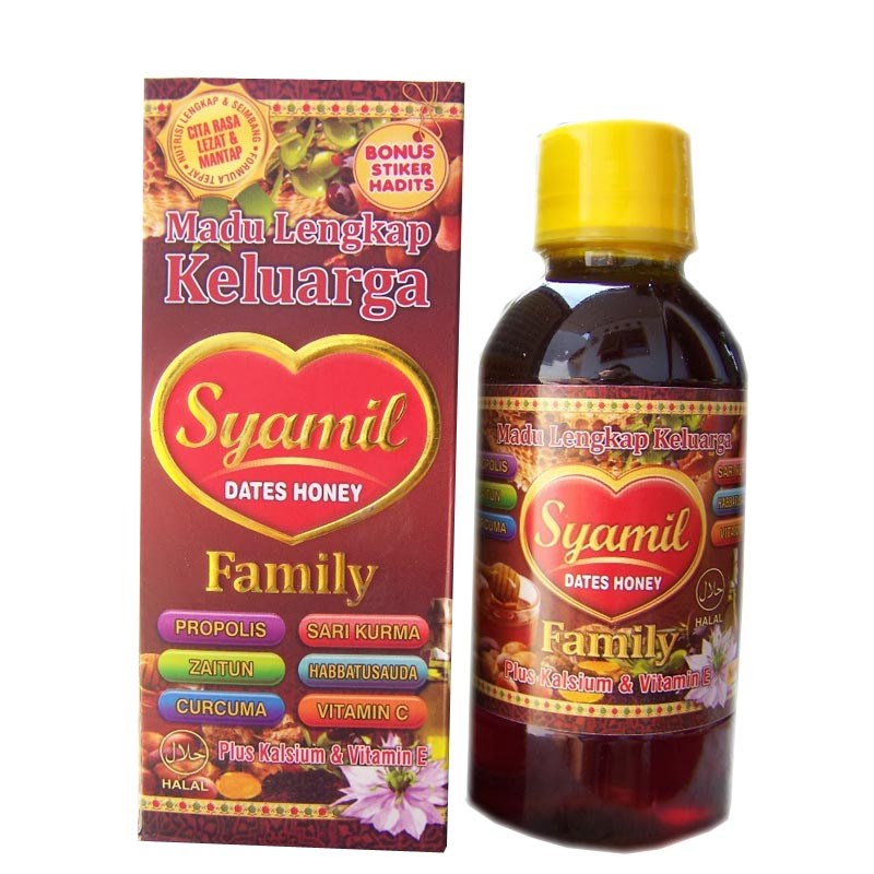 Distributor Madu Syamil family surabaya sidoarjo