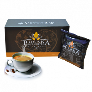 agen kopi pusaka love coffee murah surabaya Sidoarjo