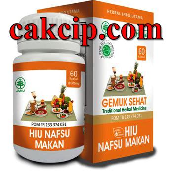 Agen herbal nafsu makan Surabaya Mojokerto Sidoarjo
