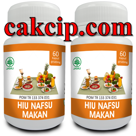 Distributor herbal nafsu makan surabaya