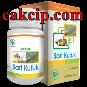 Distributor sari kutuk herbal indo utama murah Surabaya