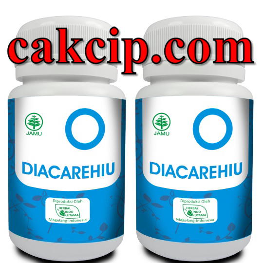 Jual Kapsul herbal diabetes diacarehiu