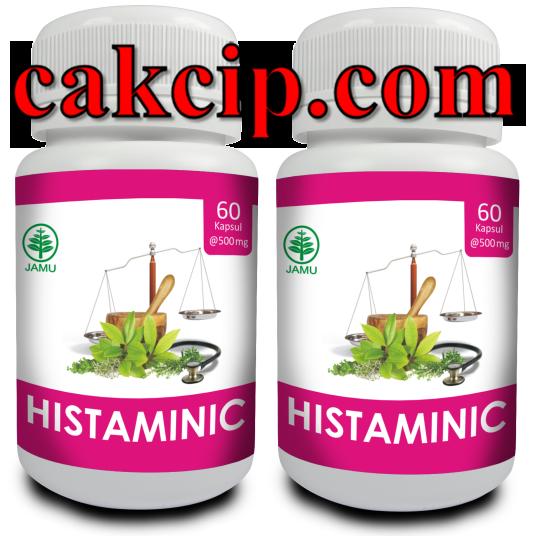 Jual herba histaminic Asli Murah Sidoarjo Pasuruan Malang
