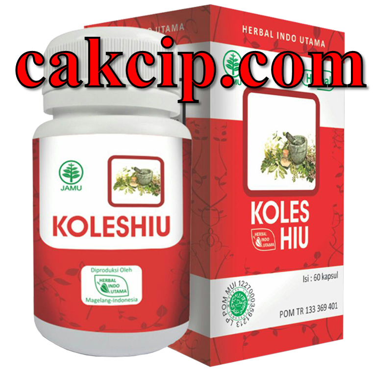 Jual herbal kolestrol koleshiu surabaya Sidoarjo