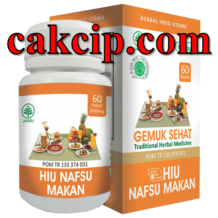 Jual herbal nafsu makan murah surabaya