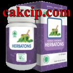 jual herbatons untuk amandel murah surabaya Sidoarjo