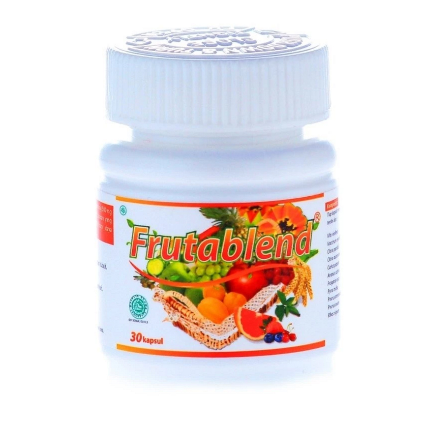 frutablend suplemen pemutih kulit Surabaya Sidoarjo