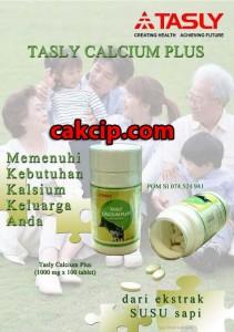 jual tasly calsium plus