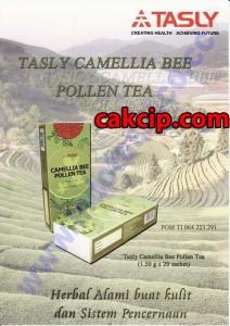tasly camellia bee pollen tea murah