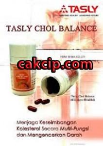tasly chol balance kapsul