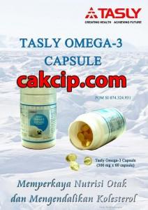 tasly omega 3 kapsul