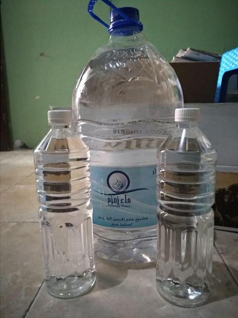 air zamzam 1 liter