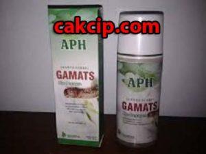 APH Shampo Herbal Gamats Plus Pegagan murah