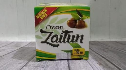 Agen Cream Zaitun Al Ghuroba Tazakka Asli Jakarta Semarang