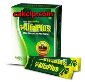 alfaplus chlorophyll powder murah