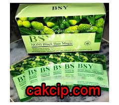 SHAMPO BSY NONI BLACK HAIR MAGIC MAKASSAR MURAH