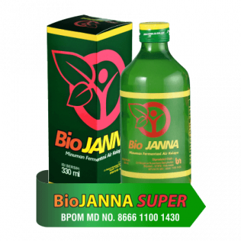 Jual Biojanna Super Asli Original Surabaya Sidoarjo Mojokerto Malang