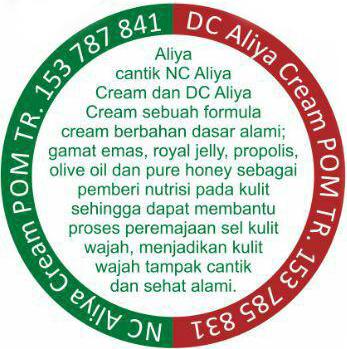 pusat grosir cream pencerah WAJAH alami cream aliya day cream dan cream aliya night cream jakarta depok makassar paling murah 2