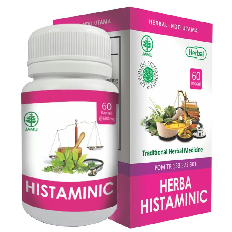 Cara Alami Mengatasi Alergi Herba Histaminic