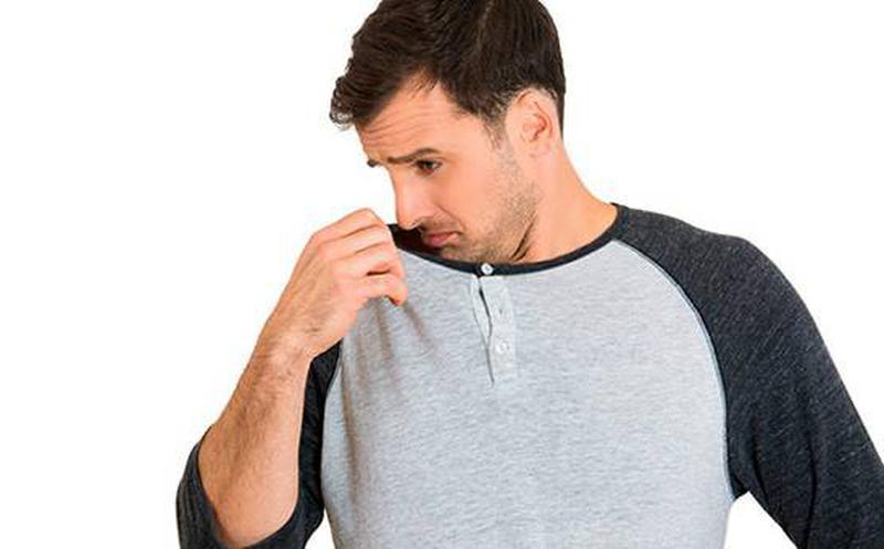 cara alami menghilangkan bau badan dan bau mulut