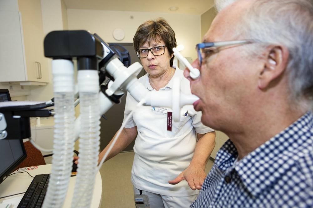 cara alami mengobati asma spirometri