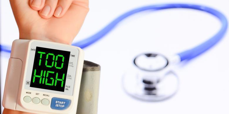 cara alami menurunkan tekanan darah tinggi Pola Makan Ideal