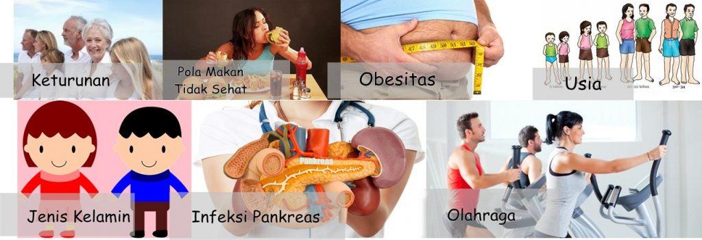 Cara Alami Mengobati Diabetes penyebab diabetes