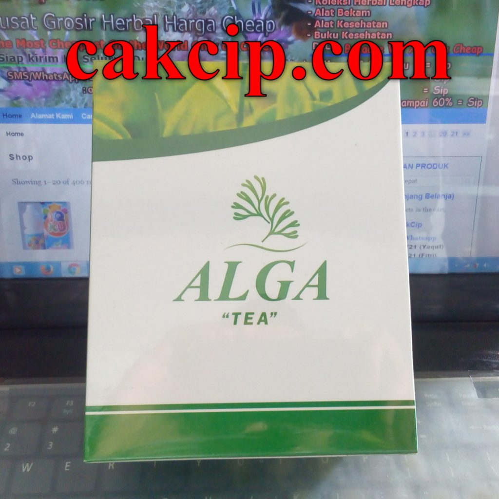 wholesale alga tea murah