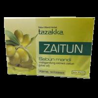 Jual Sabun Mandi Herbal Zaitun Tazakka Sidoarjo Surabaya