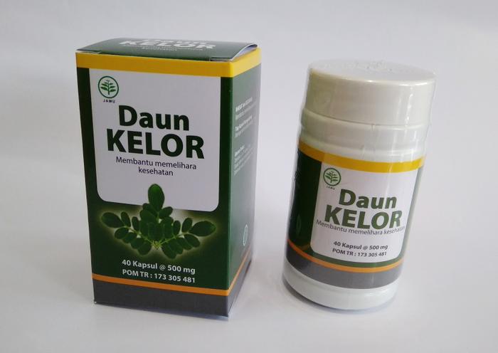 Grosir Kapsul Daun Kelor Herbal Insani Surabaya Sidoarjo