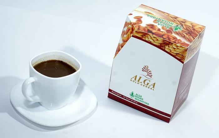 Alga Gold Cereal jadi pendamping makanan bagi penderita diabetes